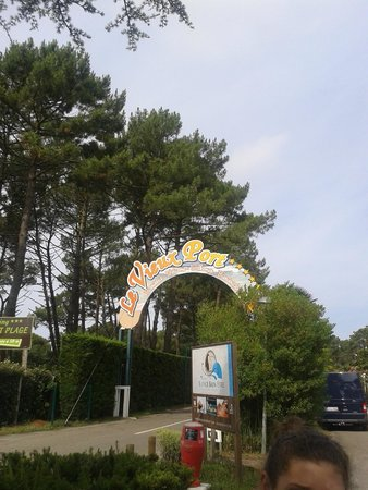 Mobile home picture of camping le vieux port messanges - Centre equestre du vieux port messanges ...