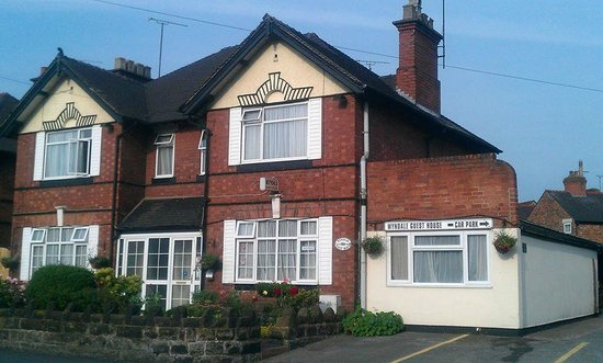 Bed And Breakfast Stafford Uk