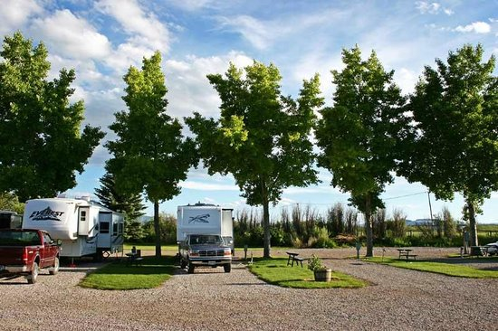 Dillon (MT) United States  city photo : Southside RV Park Dillon, Montana Campground Reviews TripAdvisor