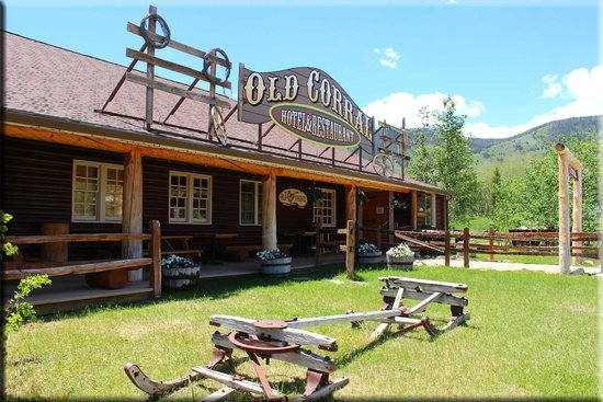 Photo of Old Corral Hotel Centennial