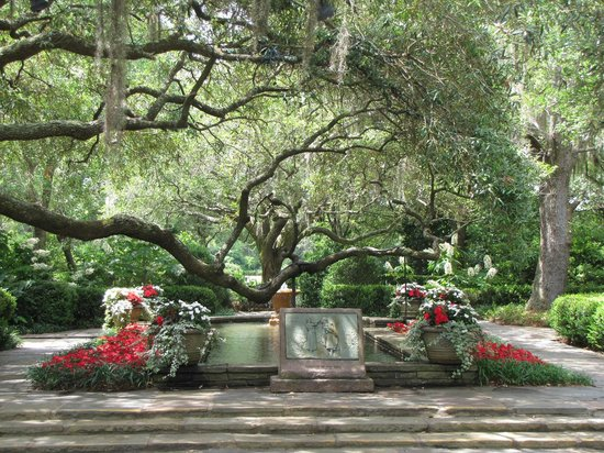 Bellingrath Gardens Fountain
