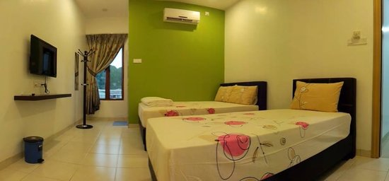 White House Homestay Ipoh