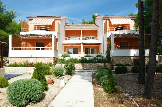 Apartments Deveron Zavala Croatie Avis Appartement