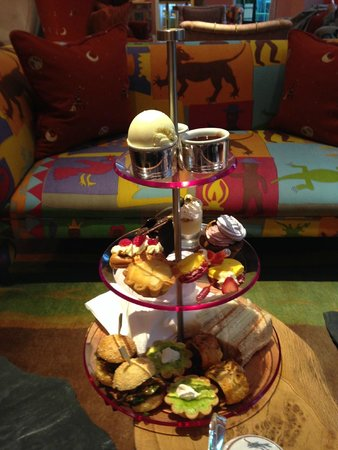 Yummy Afternoon Tea Picture Of Ham Yard Hotel London