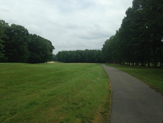 The Resort at Glade Springs: golf