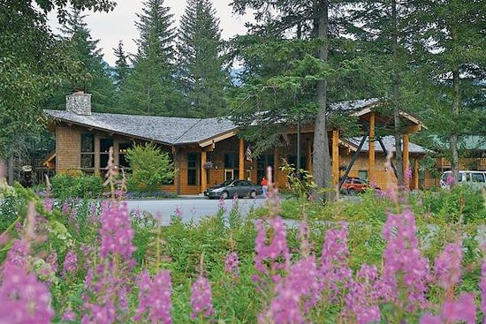 Seward Windsong Lodge Hotel