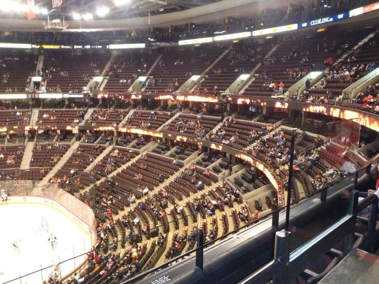 Scotiabank Place Ottawa Picture Of Canadian Tire Centre
