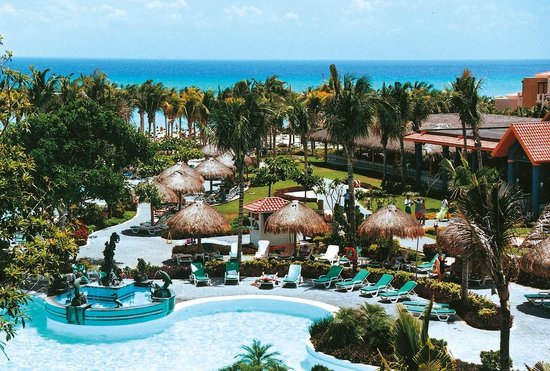 Riu playacar all inclusive playa del carmen hotel for Top rated mexico all inclusive resorts