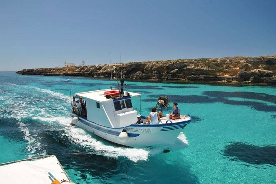 Fishing Tourism with Domenico in Favignana