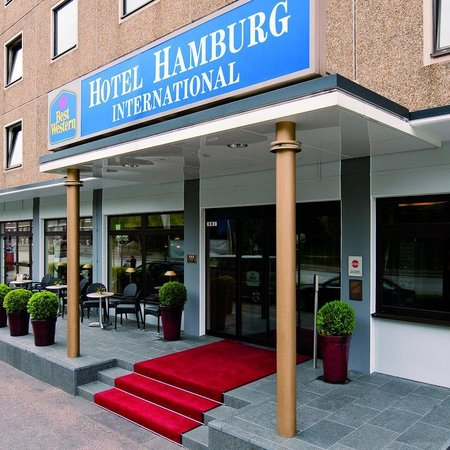 ‪BEST WESTERN Hotel Hamburg International‬