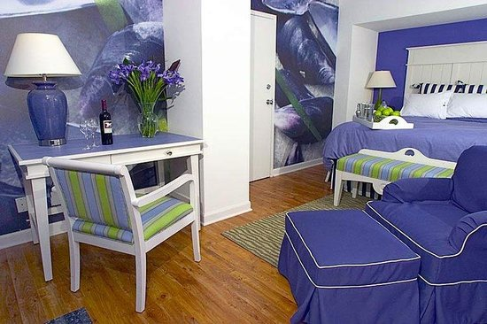 Hotel indigo chicago downtown gold coast king bed for Boutique hotels gold coast chicago