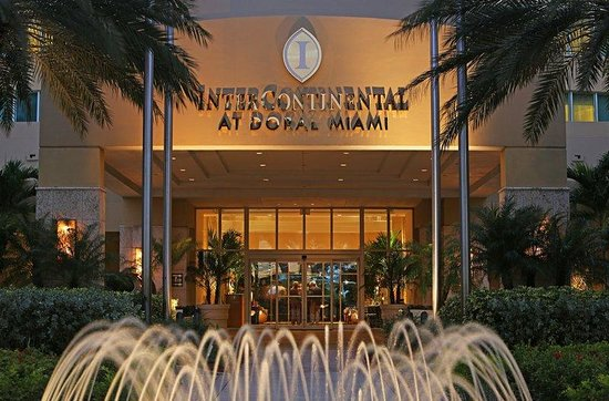 Intercontinental West Miami