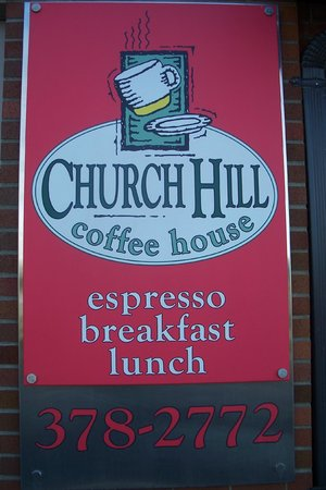 Churchill Coffee House