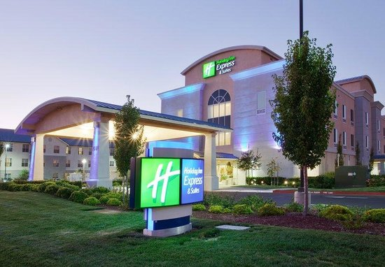Holiday Inn Express Sacramento Airport Natomas