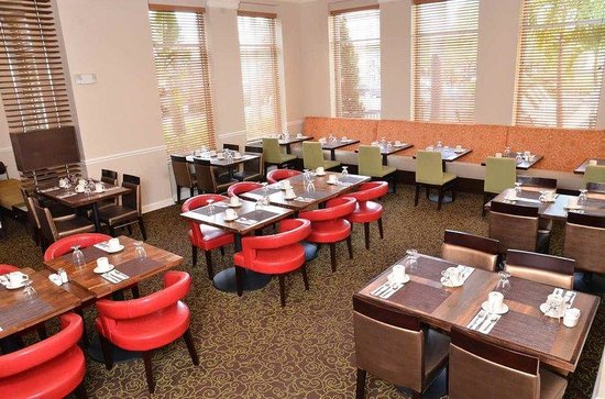 Bar Picture Of Hilton Garden Inn Tampa Ybor Historic District Tampa Tripadvisor