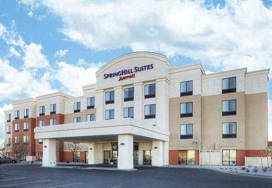 Photo of SpringHill Suites Billings