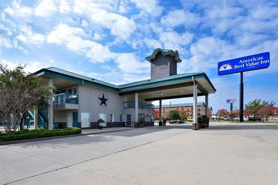 Americas Best Value Inn  Forth Worth