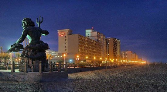 Hampton Inn Virginia Beach Oceanfront North Photo