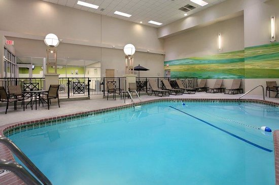 Newly Renovated Indoor Swimming Pool Picture Of Holiday Inn Portland Airport I 205 Portland