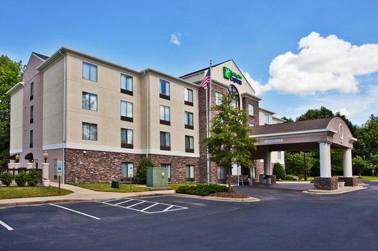 ‪Holiday Inn Express Apex/Raleigh‬