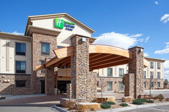 Loveland Indoor Swimming Pool With Water Slide Picture Of Holiday Inn Express Hotel Suites