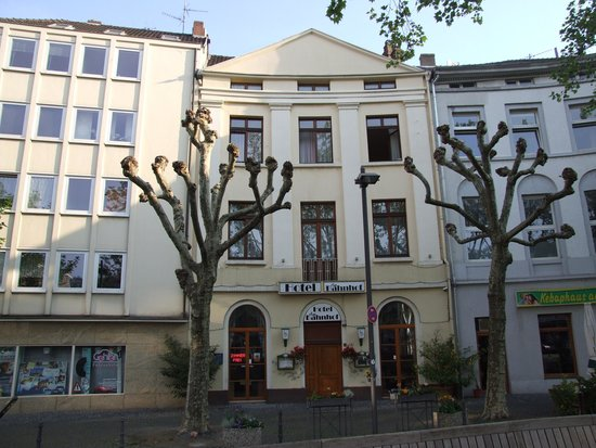 Photo of Hotel Am Bahnhof Aachen