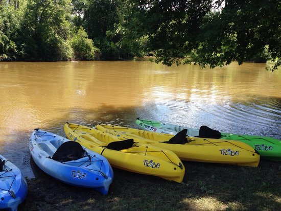 Galien River Kayak & Paddleboard Rentals