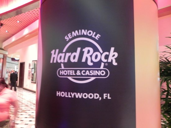 hard rock cafe seminole hollywood