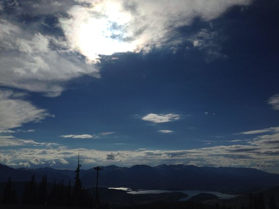 The Springs: From top of Summit Gondola