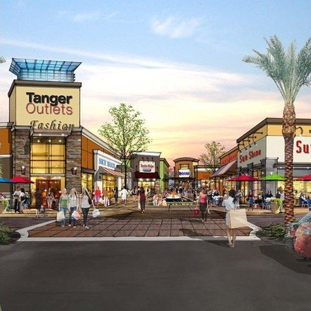 Overview - Tanger Outlets. Tanger (rhymes with hangar) Outlets is an outdoor shopping area, opened in It is the only Tanger Factory Outlet Center in Arizona, although there are other outlet malls.. There are more than 60 stores at Tanger in Glendale.