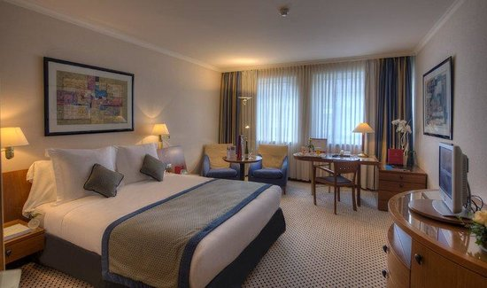 Le Royal Hotels & Resorts - Luxembourg: Royal Club Room