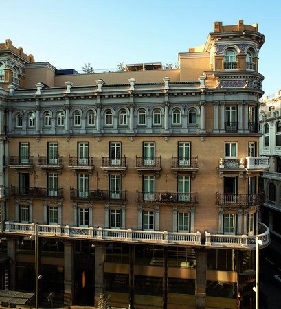 Photo of Hotel de las Letras Madrid