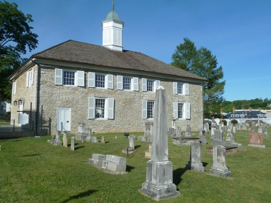 Old Stone Presbyterian Church