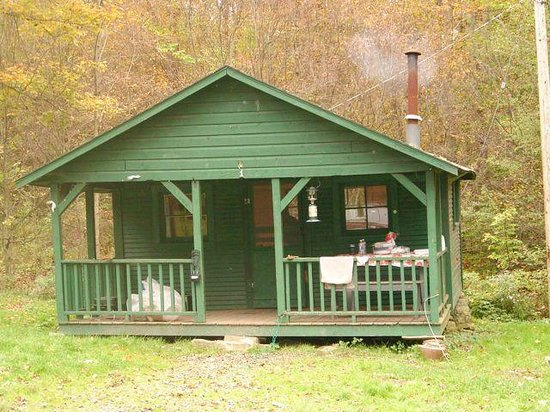 our cabin picture of allegany state park campground