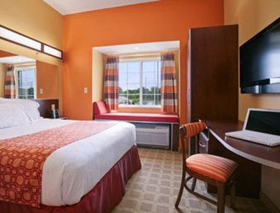 Microtel Inn & Suites By Wyndham Greenville/University Medical Park