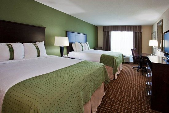 Holiday Inn Daytona Beach LPGA Boulevard: Standard Guest Room with Two Queen Beds