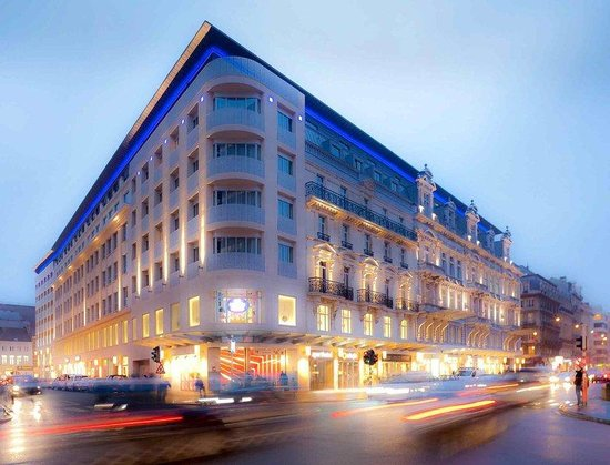 Photo of Adagio Brussels Centre Monnaie