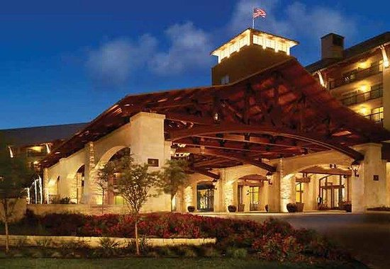 Porte coch re picture of jw marriott san antonio hill for Texas spas and resorts