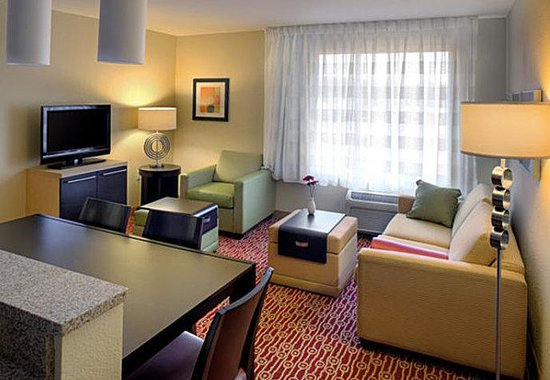 Two Bedroom Suite Picture Of Towneplace Suites Little Rock West Little Rock Tripadvisor