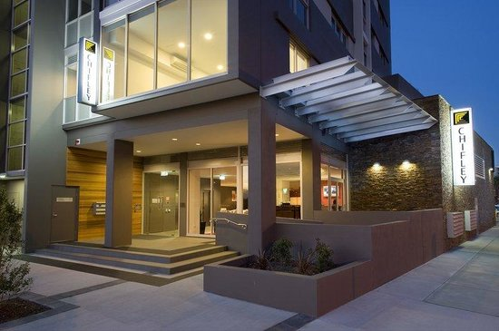 Chifley Apartments Newcastle