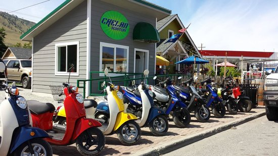 Chelan Scooters