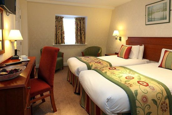Room Two Double Beds