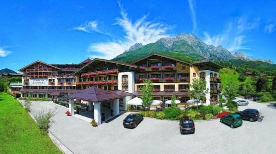 Photo of Hotel St. Leonhard Leogang