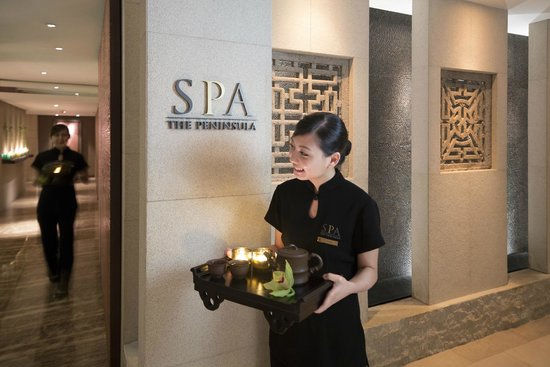 The Peninsula Spa (Peninsula Hong Kong)