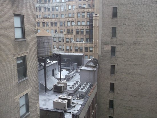 View From My Window Picture Of Manhattan NYC An Affinia Hotel New York Cit