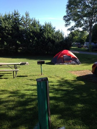 Singing Hills Campground