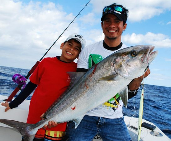 Amberjack Fishing Cancun Sport Fishing Cancun Fishing
