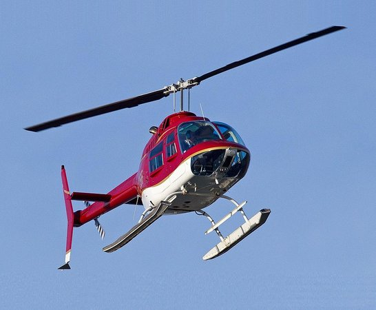 Carmel Helicopter Tours