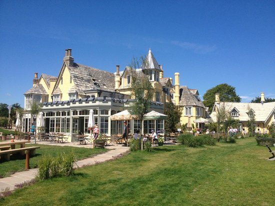 Hotel Picture Of The Pig On The Beach Studland Bay Tripadvisor