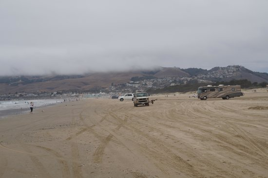 Haulin On The Beach Picture Of Oceano Dunes State